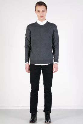 Ben Sherman: Knit Wear Chimney Marl