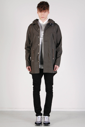 Revolution: Jacket Light Army Parka