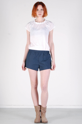 BZR: Penninah Top White