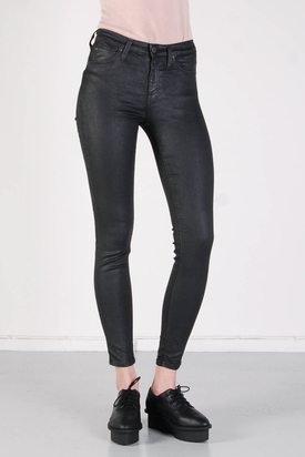 Lee: Lacquer Jegging Black