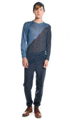Lagom: Stein Blue Sweater