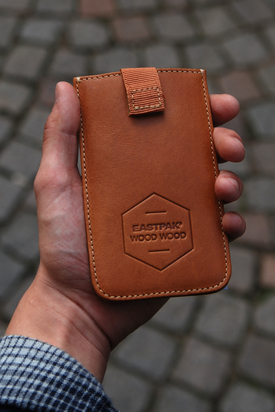 Eastpak x Wood Wood: Iphone Sleeve