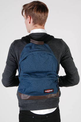 Eastpak: Wyoming Backpack Double Denim