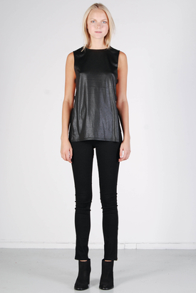 Cheap Monday: Malou Top Black