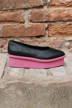 Cheap Monday: Form Ballerina Contrast Pink