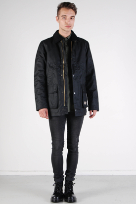 Brixtol: Curtis Jacket Black