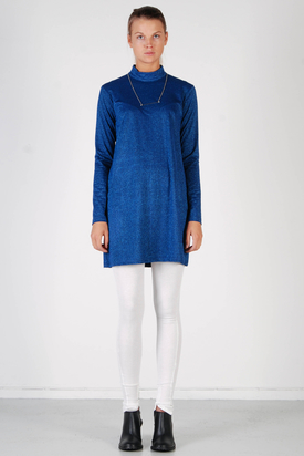 Cheap Monday: Nadia Dress Twilight Blue
