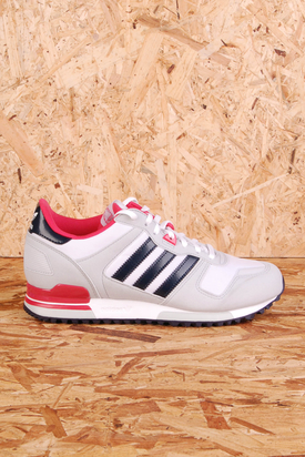 Adidas: ZX 700 W White/Legend Ink Blue