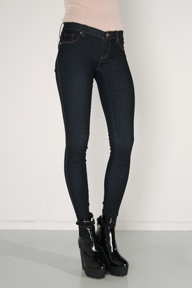 Dr Denim: Kissy Rinsed Blue Jeansleggings
