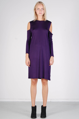 Cheap Monday: Sally Dress Plum