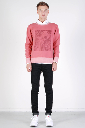 Sixpack France/Dead Hommes: Swamp Sweater