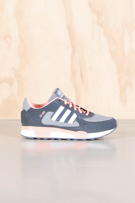 Adidas: ZX 850 W Lead/Runwht/Glocor