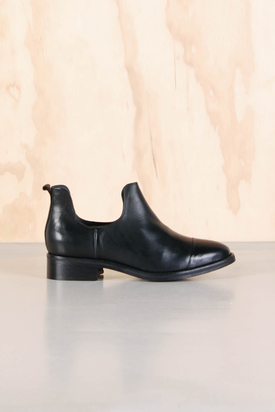 Samsøe & Samsøe: Ginger Low Black Shoes