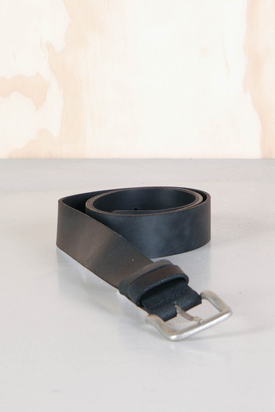 Lee: Double Loop Belt Black