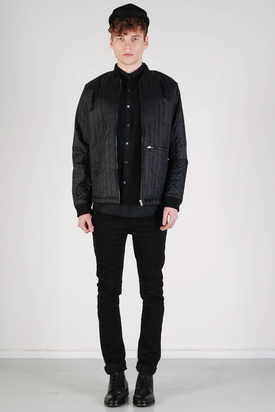 Brixtol: Dunn Black Jacket
