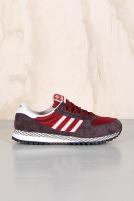 Adidas: City Marathon PT Burgundy White