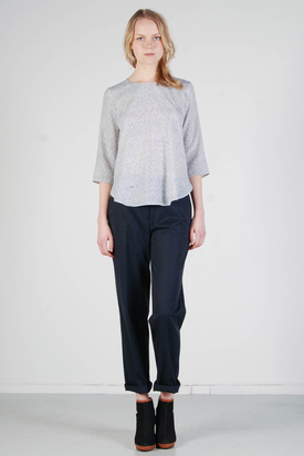 Carin Wester: Shirin Print Top