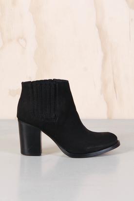 Samsøe & Samsøe: Winona Black Shoes
