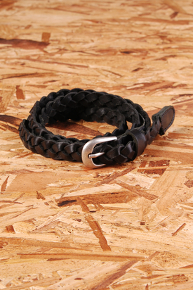 BZR: Black Braided Belt