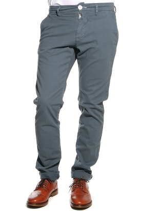 Elvine: Slimson Darker Blue Chinos