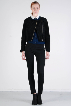 Dr Denim: Juno Black Jacket