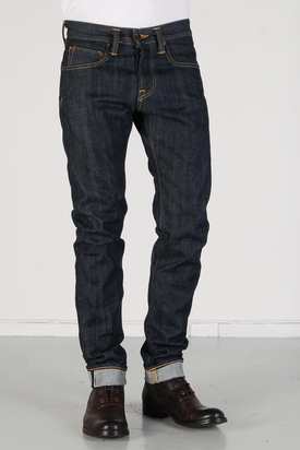 Edwin: ED-55 Unwashed Red Selvage