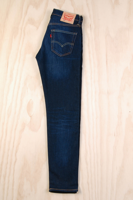 Levis: 508 Reg Taper Fit Cali Blue