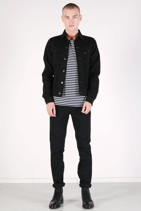 Lee: Rider Jacket Black