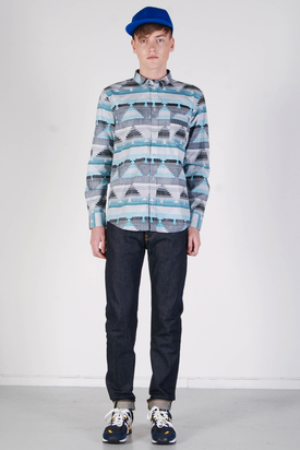 Cheap Monday: Neo Shirt Granite Grey
