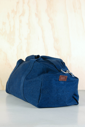 Lee: Duffel Bag Blue Ice