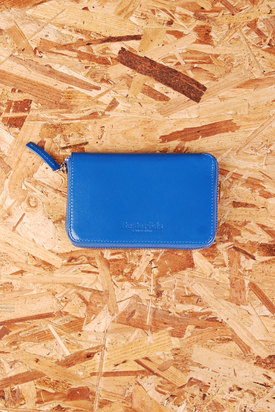 Resteröds: Zip Wallet Blue