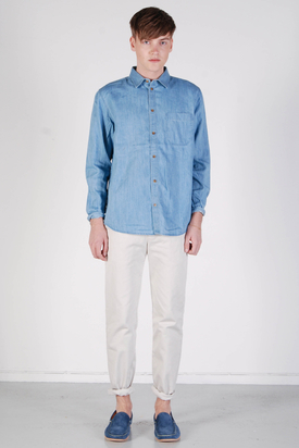 Cheap Monday: Torex Shirt Medium Blue