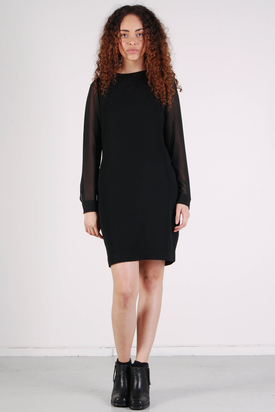 Samsøe & Samsøe: Basca Dress Black