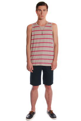 Cheap Monday: Kim Stripe Safari Tank