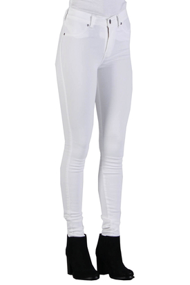 Dr Denim: Plenty White Leggings