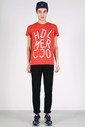 Lee: Shades Tee Red Shape