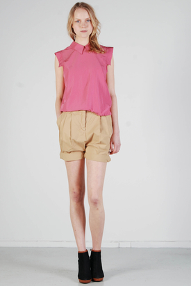 BZR: Paris Pink Top