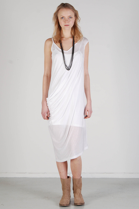 S'nob: Fors White Dress