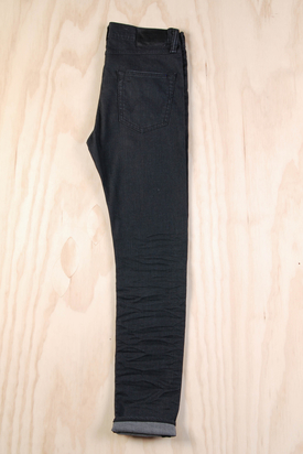 Edwin: ED-88 Superslim Abyss Black Soak Wash