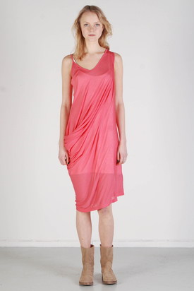 S'nob: Fors Calypso Coral Dress