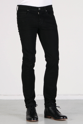 Dr Denim: Snap Black Jeans