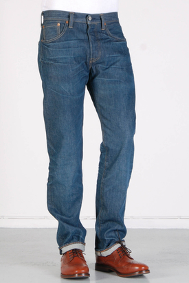 Levis: 501 Original Fit Janitor