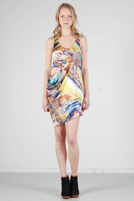 S'nob: Stella Dress Sulphur Spring