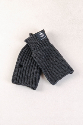 Cheap Monday: Hoffa Fingerless Black Melange