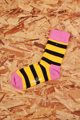 Happy Socks: Tiger/Pink