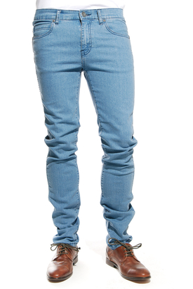 Dr Denim: Snap Retro Blue