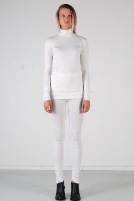 Cheap Monday: Daisy LS Dust White