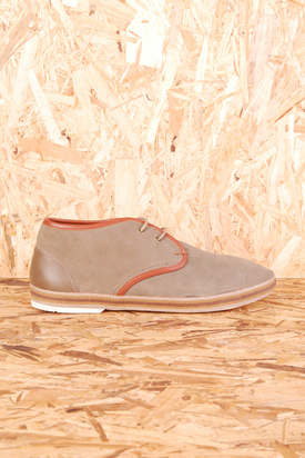 H By Hudson: Canova Shoe Canvas