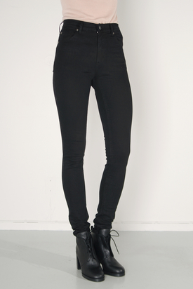 Cheap Monday: Second Skin Very Stretch Black Jeans