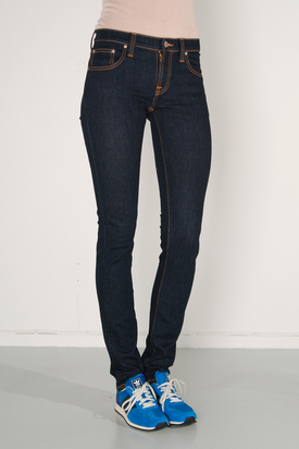 Nudie: Tube Kelly Rinsed Jeans